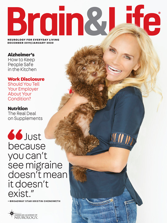 Brain and Life Magazine - Trusted by Neurologists
