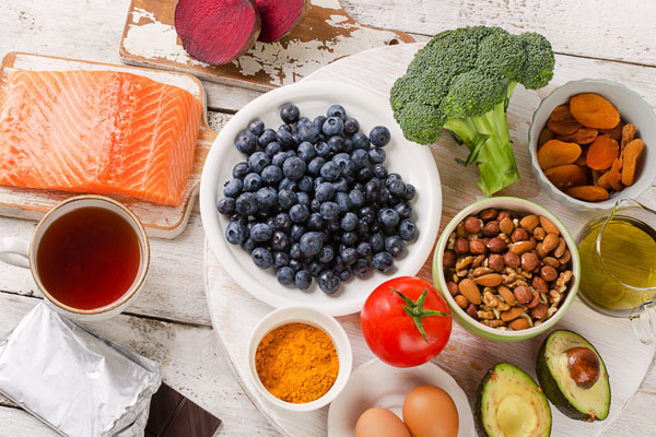 Neurology News Eating A Heart Healthy Diet Is Linked To Better Brain Health In Midlife
